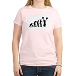 Cheerleader Evolution Women's Light T-Shirt
