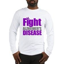 AD Fight Long Sleeve T-Shirt