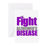AD Fight Greeting Cards (Pk of 10)