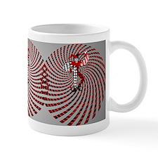 Harlequin Dizzy Mug