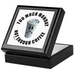 COFFEE Keepsake Box