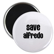 "Save Alfredo 2.25"" Magnet (10 pack)"