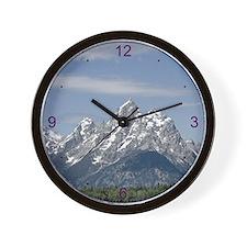 Teton Little Cloud Wall Clock