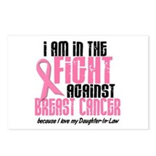In The Fight 1 BC (Daughter-In-Law) Postcards (Pac