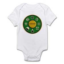 Coexist Infant Bodysuit