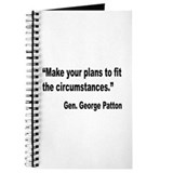 Patton Planning Quote Journal