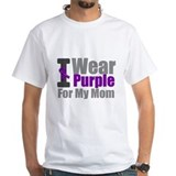 PurpleRibbon Mom Shirt