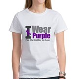 PurpleRibbonMIL Tee