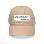 Patton Leader Quote Cap