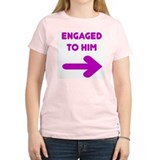 Engaged Arrow Tee-Shirt