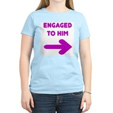 Engaged Arrow T-Shirt