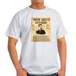 Black Bart Light T-Shirt