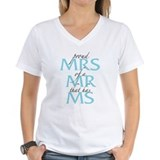 MS Awareness for her Shirt