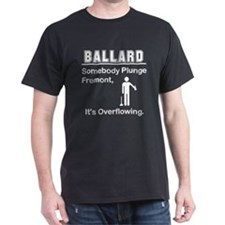 Plunge Fremont T-Shirt
