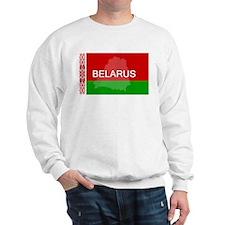 Belarus Flag + Sweatshirt