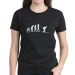 Ski Evolution Women's Dark T-Shirt