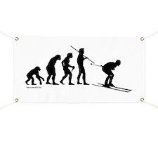 Ski Evolution Banner