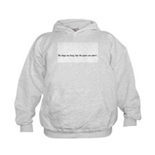 Cute The wonder years Hoody