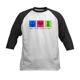 Peace Love Cure Tourette Tee