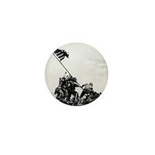 Iwo Jima Mini Button (100 pack)