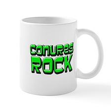 Conures Rock Mug