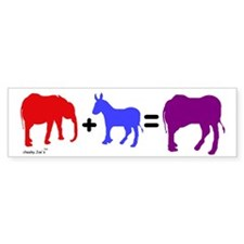 R & D Ends Bumper Sticker