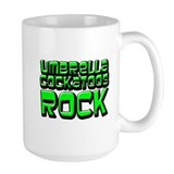 Umbrella Cockatoos Rock Mug