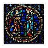 Annunciation Tile Coaster