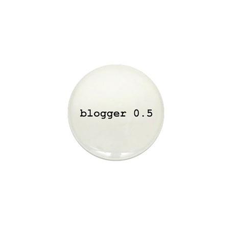 Blogger 0.5 Mini Button