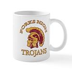 Forks High Trojans Mug