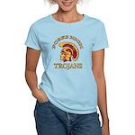Forks High Trojans Women's Light T-Shirt