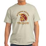 Forks High Trojans Light T-Shirt