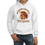 Forks High Trojans Hooded Sweatshirt
