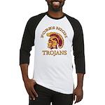 Forks High Trojans Baseball Jersey