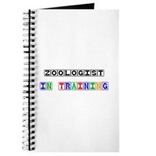 Zoologist In Training Journal