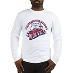 Quileute High Wolves Long Sleeve T-Shirt
