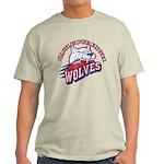 Quileute High Wolves Light T-Shirt