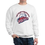 Quileute High Wolves Sweatshirt