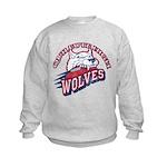 Quileute High Wolves Kids Sweatshirt