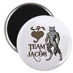 Team Jacob Magnet