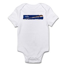 Marshall Islands in Chinese Infant Bodysuit