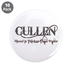 "Cullen 3.5"" Button (10 pack)"