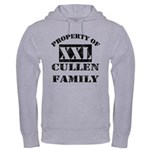 Property Of Cullen Family Hooded Sweatshirt