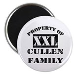 Property Of Cullen Family Magnet