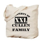 Property Of Cullen Family Tote Bag