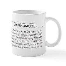Amendment I Mug