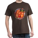 Int'l Member Of The B.O.I. - Brown T-Shirt