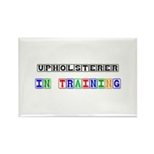 Upholsterer In Training Rectangle Magnet (10 pack)