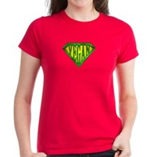 SuperVegan(Green) Tee