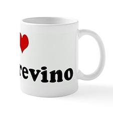 I Love Dan Trevino Mug